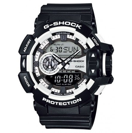 CASIO G-SHOCK GA 400-1A